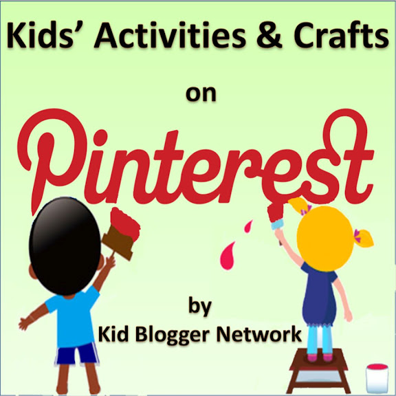Kid's Blogger Network Activities and Crafts